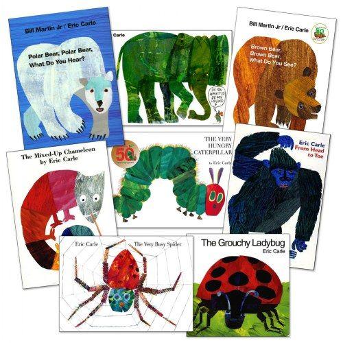 2 - Как выбрать первые детские книжки в вашу английскую библиотеку (для детей 0-2 лет)