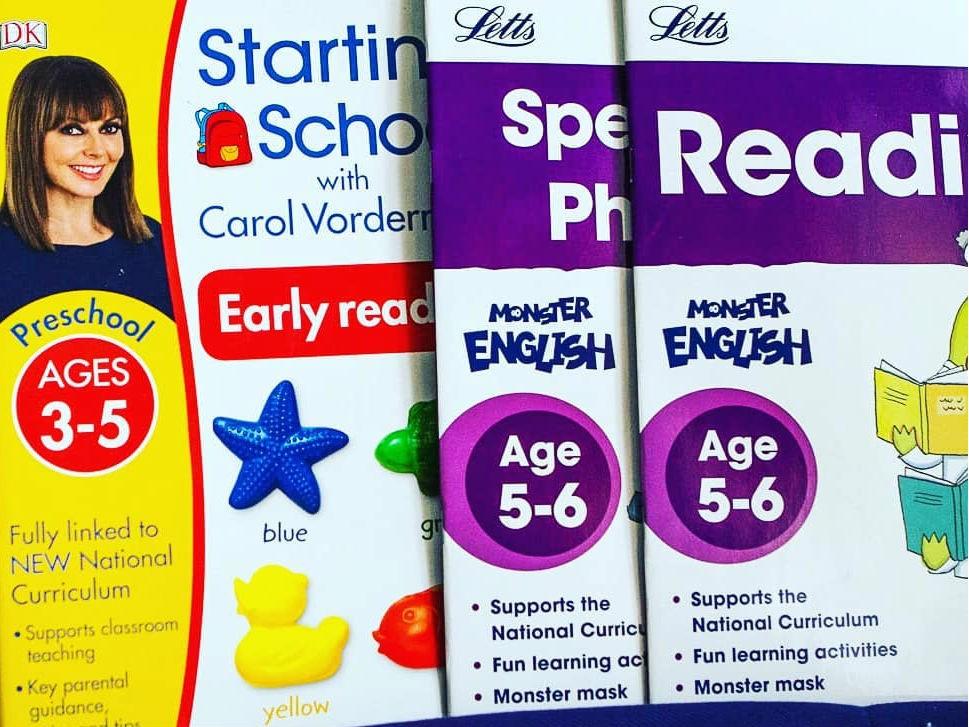 news 35 - Как научить ребенка читать на английском?  Самые полезные пособия