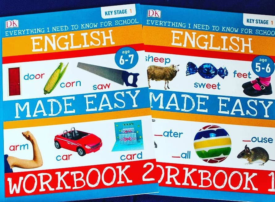 news 36 - Как научить ребенка читать на английском?  Самые полезные пособия