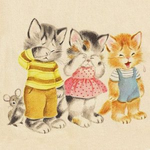 17 1 300x300 - Игра по мотивам The three little kittens