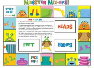 19 e1543582738448 - Настольная игра Monster Mix-ups!