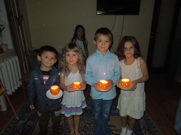 zavershenie detskogo prazdnika haloween 1 - Празднуем Halloween с размахом: сценарий праздника на английском языке для педагогов и «многодетных» родителей