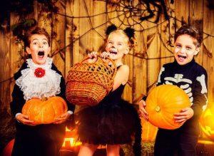 Отмечаем Хэллоуин на английском языке