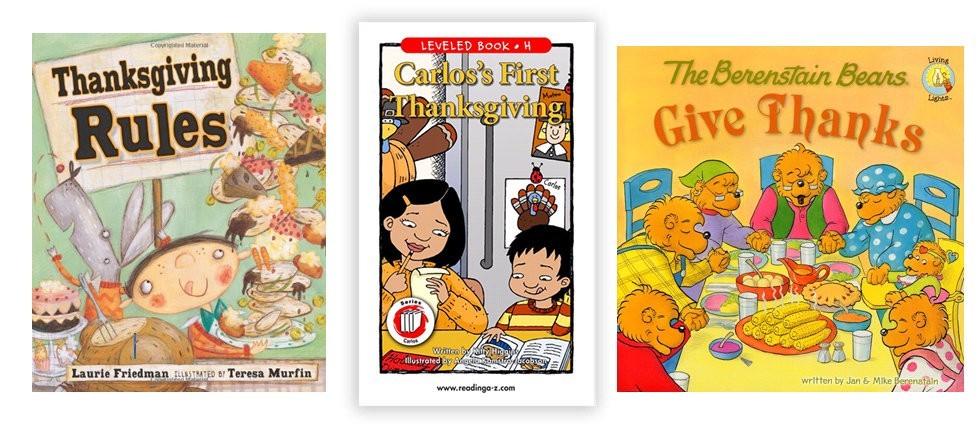 thanksgiving books - День благодарения – оживляем историю. Идея сценария для дома и языкового клуба
