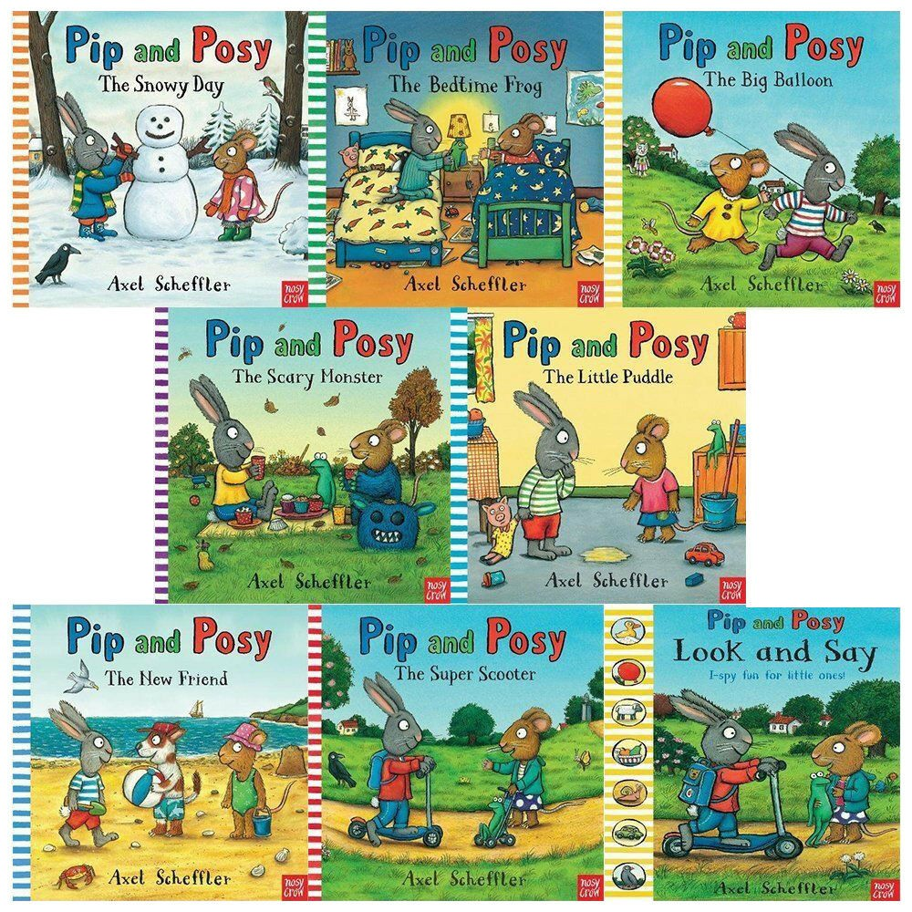 1 - Как выбрать первые детские книжки в вашу английскую библиотеку (для детей 0-2 лет)
