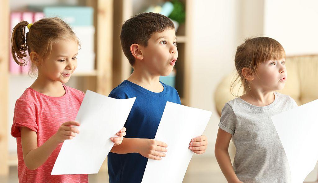 kids music class 3863454 - 8 приемов для запоминания английских стихов с детьми